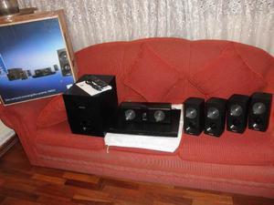 Cine En Casa Philips Smart  Watt 3d Karaoke Bluetoothnfc