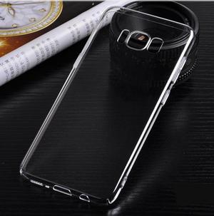 Funda Case Protector Transparente Samsung Galaxy S8