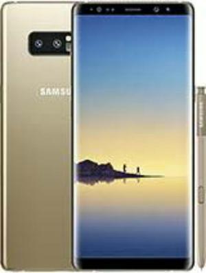 Samsung Galaxy Note 8 Colores