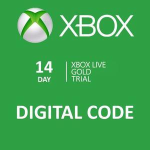 Tarjetas Xbox Live Gold De 14 Dias Envio Inmediato Oferta