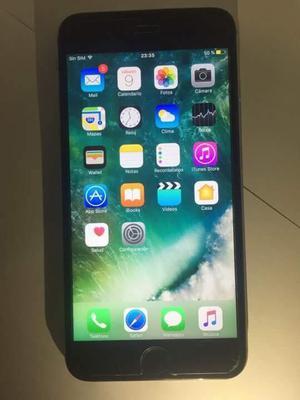 VENDO IPHONE 6 PLUS DE 16GB CON DETALLE ESTADO 9/10 DOY CON