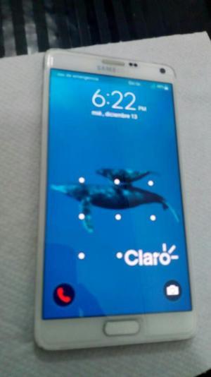 Vendo Mi Samsung Note 4 Libre de 32 Gb