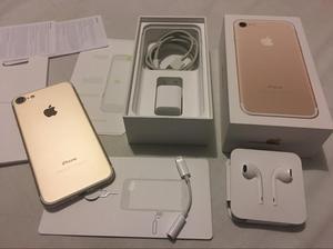 iPhone 7 32Gb Libre en Caja Completo