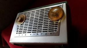 Antiguo Radio Rca Victor De Valvulas
