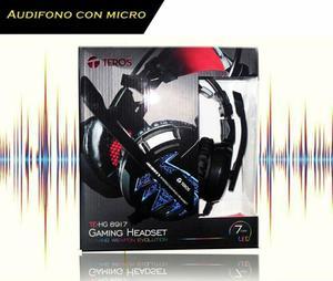 Audio Gamer con Micro.