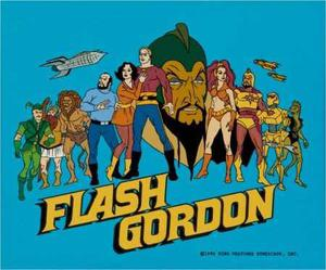 Las Aventuras De Flash Gordon - Serie De Tv