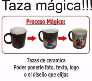 Taza Magicas Personalizadas Con Caja
