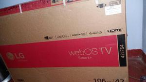 VENDO SUPER SMART TV LG DE 42 PULGADAS 1 SEMANA DE USO NUEVO
