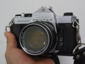 Camara Fotografica Pentax Spotmatic A Rollo 35mm