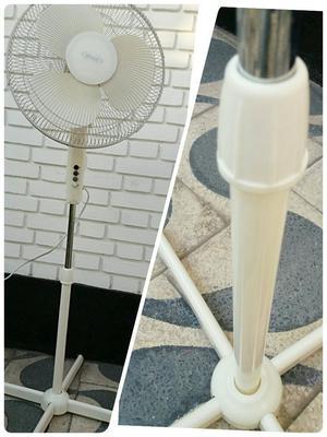Hitech – Ventilador de Pedestal 50w