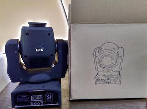Mini cabeza movil spot led de 60w