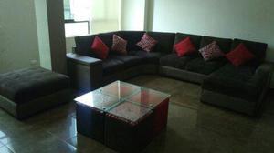 Muebles completo de sala