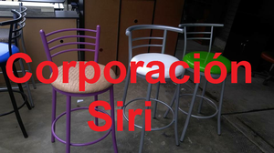 Modernas sillas sillones somos fabricantes posot class for Sillas para jugueria