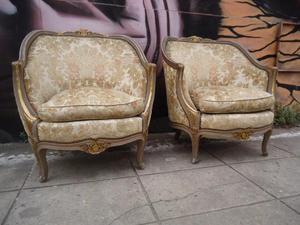 Vendo sillones tipo luis xv dos lima callao posot class - Venta sillones ...
