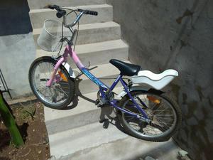 Bicicleta Goliat para Niña Seminueva
