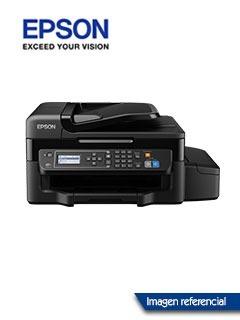 Ep Multifuncional De Tinta Continua Epson L575, Imprime/esca