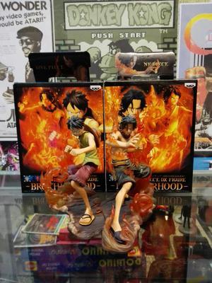 One Piece Pack de 2 Figuras Anime
