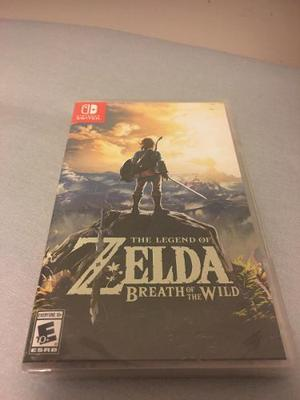 The Legend Of Zelda: Breath Of The Wild - Nintendo