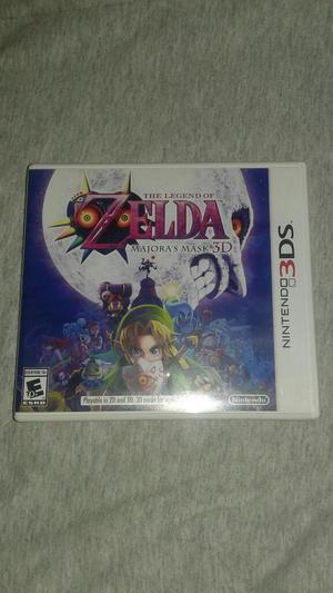 Zelda Majora Mask Y Pokemon Y para 3ds