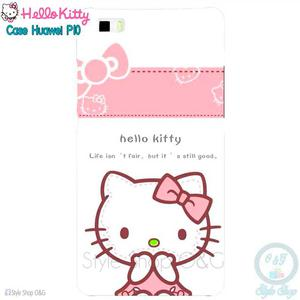 Case Carcasa Funda Celular Hello Kitty Huawei P10
