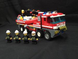 Lego City  Camion de Bomberos 4x4