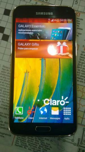 Samsung Galaxy S5 en 9.5 de 10 Vendo.