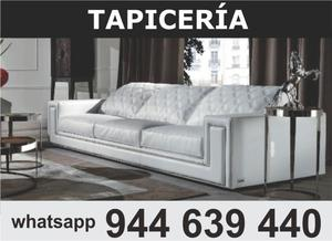 TAPIZADO A DOMICILIO DE SILLAS Y MUEBLES, TAPICERIA,