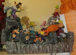 Vendo Figuras de Dragon Ball Z