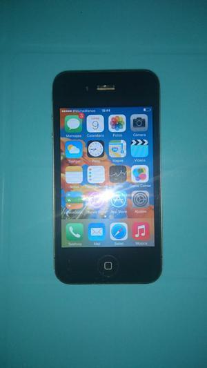 iPhone 4s 16gb Libre Icloud Y Accesorios