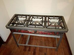 Cocina semi ind acero 120x40x75cms cocinas surge posot class for Lavatorio cocina