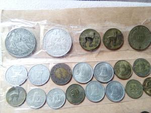 Monedas Antiguas..