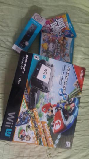Se Vende Nintendo Wiiu Semi Nuevo