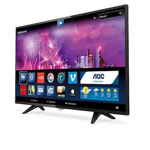 Smart Tv 43 Marca Aoc Full Hd Nuevo