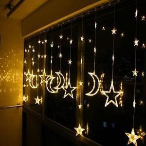 Cortina Luces Led Navidad Y Eventos Delivery