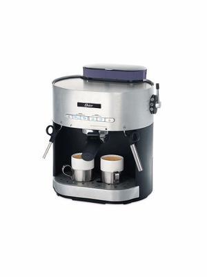 Cafetera Espresso Y Capuccino 2 Tz Bvstem Oster