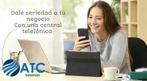 Central Telefonica Su Negocio,agencias