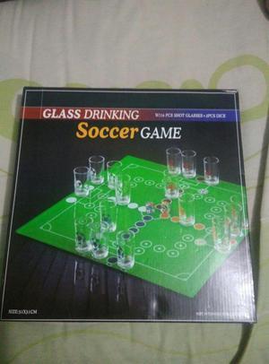 JUEGO LUDO DRINKING GAMES