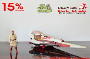 Star Wars: The Clone Wars ObiWan's Jedi Starfighter