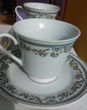 Tazas de tecafe de porcelana x 8 unidades posot class for Tazas porcelana