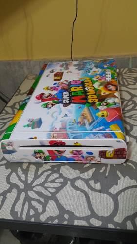 Wii U, Mario 3d World, Party, Just Dance ,mario Galaxys