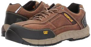 Zapatos Caterpillar Industrial Punta Composite P Marron