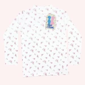 Cafarena de niña chaleur flores rosada