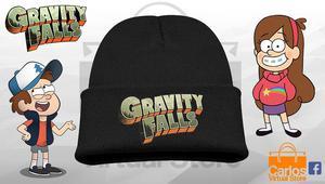 Gravity Falls Chullo Negro