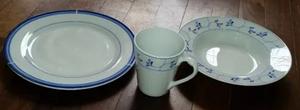 Vajilla porcelana johnson bros inglesa original nueva lima callao posot class - Johnson brothers vajilla ...
