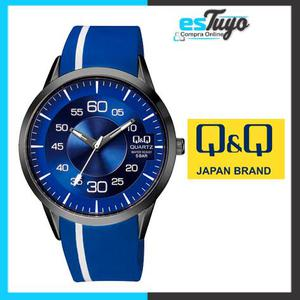 Reloj Attractive QQ DB24J312Y Azul