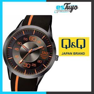 Reloj Attractive QQ DB24J522Y Negro