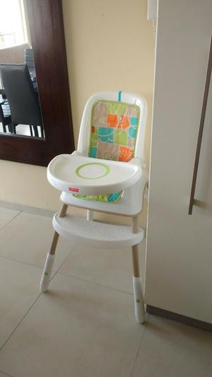 Ocasion silla fisher price y posot class for Silla fisher price para comer
