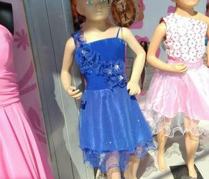 Vestido para Niñas de 5 Años