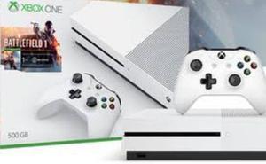 Xbox One S 500 Gb Cambio Por S8 Bloqueado