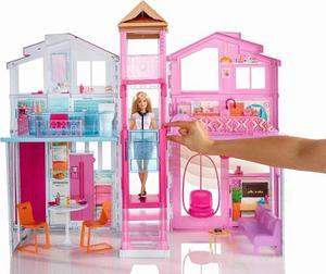 Barbie Casa De Campo 100% Original